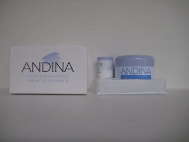 ANDINA ONTKLEURINGSCR DONSHAAR (30ML)