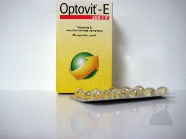 OPTOVIT E FORTE 200 MG (60CAPS)