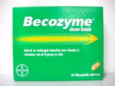 BECOZYME (60TABL)