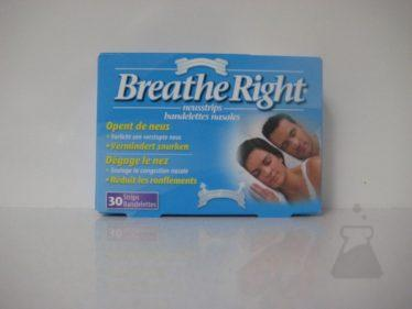 BREATHE RIGHT           30STRIPS