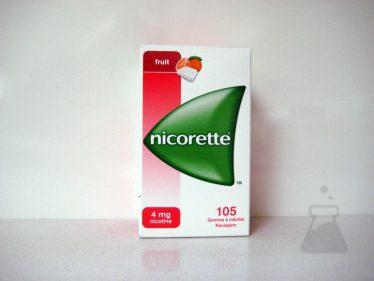 NICORETTE FRUIT 4 MG (105STUK)