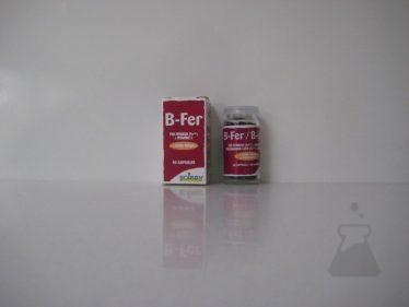 BIOFER B-IJZER (50CAPS)
