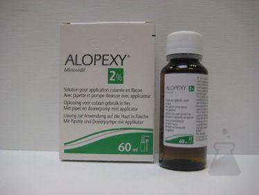 ALOPEXY 2% HAARUITVAL (60ML)
