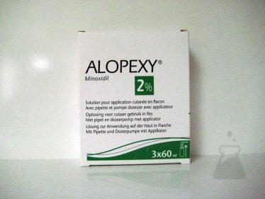 ALOPEXY 2% HAARUITVAL (3X60ML)