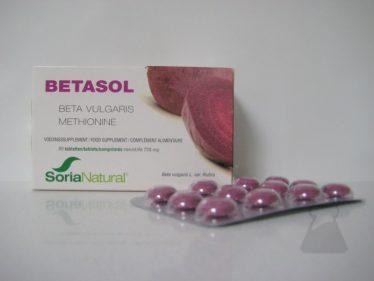BETASOL SORIA (60TABL)