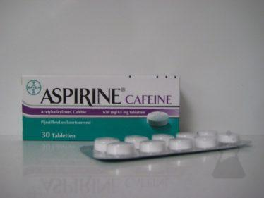 ASPIRINE CAFEINE (30TABL)