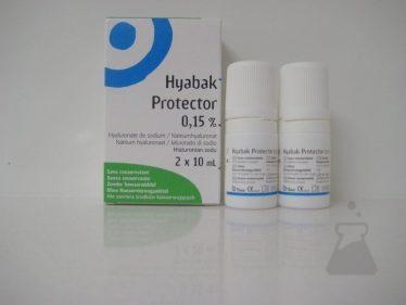 HYABAK PROTECTOR DUO (2X10ML)