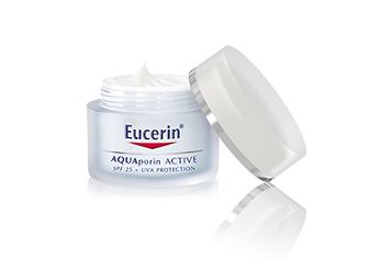 EUCERIN  AQUAPORIN ACTIVE SPF25+UVA (50ML)
