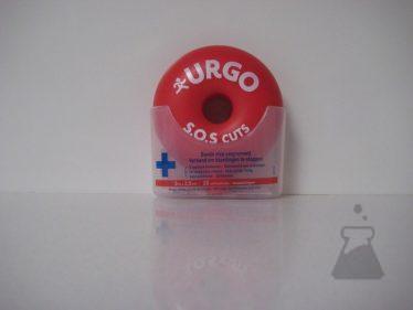 URGO SOS CUTS VERBAND 3MX2,5CM