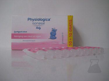 PHYSIOLOGICA ISONASAL 0,9% 5ML (50+10FLAC)