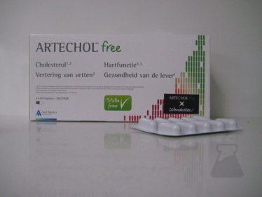 ARTECHOL FREE (180CAPS)