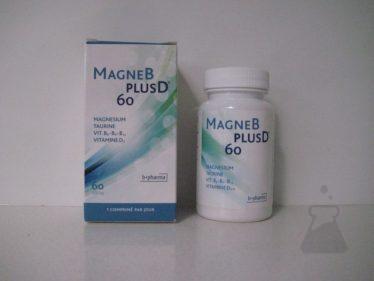 MAGNEB PLUS D (60TABL)