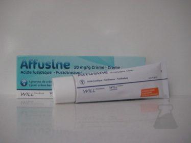 AFFUSINE 20MG/G CREME (30G)