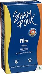SHAMPOUX FILM LUIZEN&NETEN (2X150ML)