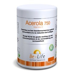 ACEROLA 750 BIOLIFE (90GELU)