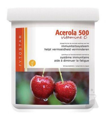 ACEROLA 500 VITAMINE C (60TABL)