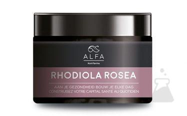 ALFA RHODIOLA ROSEA (60CAPS)