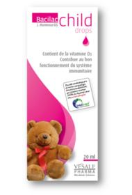 BACILAC  CHILD DROPS (20ML)