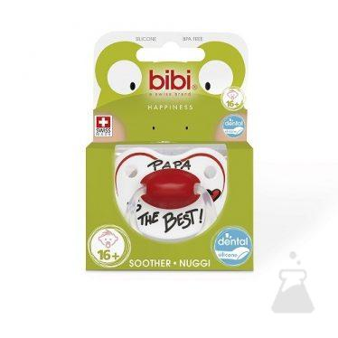 BIBI FOPSPEEN PAPA IS THE BEST 16M+ (1STUK)