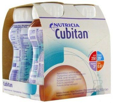 CUBITAN CHOCOLADE (4X200ML)