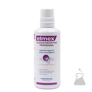 ELMEX  PROF. GLAZUUR PROTECTION MONDWATER (400ML)