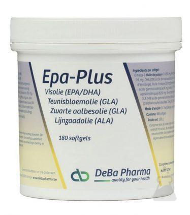 DEBA EPA-PLUS 3-6-9 (180CAPS)