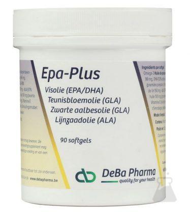 DEBA  EPA-PLUS 3-6-9 (90CAPS)