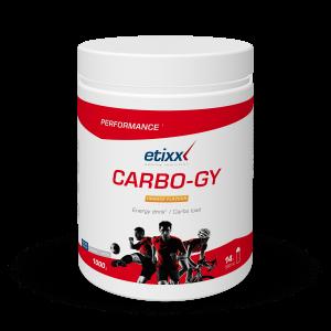 ETIXX  CARBO-GY POWDER ORANGE (1000G)