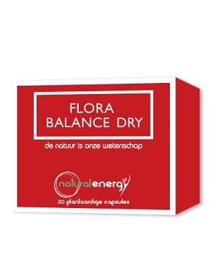 FLORA BALANCE DRY NATURAL ENERGY (30CAPS)