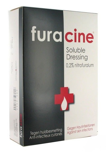 FURACINE OPL DRESSING (375G)