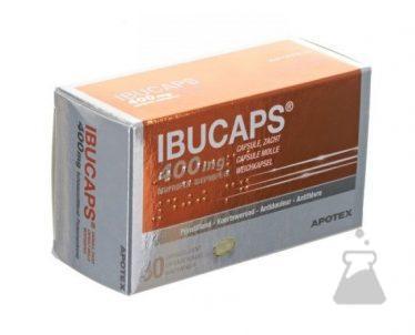 IBUCAPS 400 MG APOTEX (30CAPS)