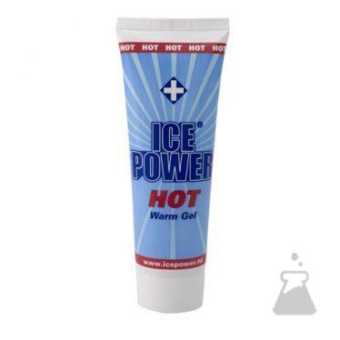 ICE POWER HOT GEL TUBE (75ML)
