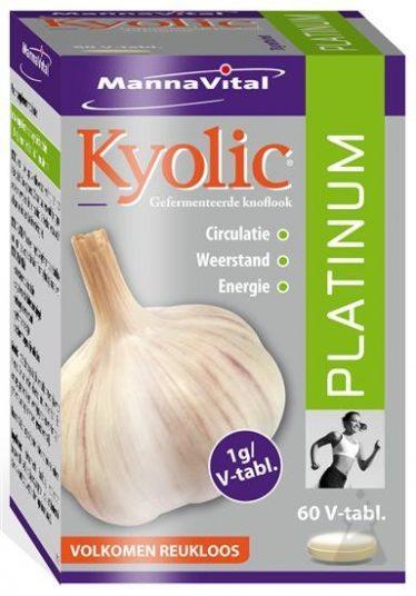 KYOLIC MANNAVITAL PLATINUM (60TABL)