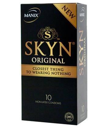 MANIX SKYN ORIGINAL (10STUK)
