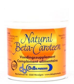 BETA-CAROTEEN NATURAL (60CAPS)