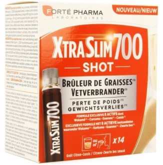 XTRA SLIM 700 SHOT (14STUK)