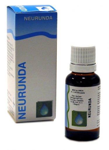 NEURUNDA GTTS 20 ML