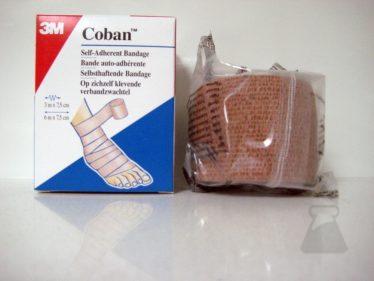 COBAN 7,5CM X 3M HUIDSKL  1ST