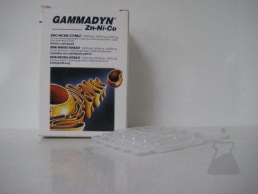 GAMMADYN ZINK-NIK-COB 30 AMP