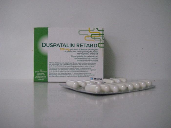 DUSPATALIN RETARD 200 MG (30CAPS)