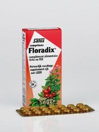FLORADIX VOEDINGSDRAGEES (84STUK)