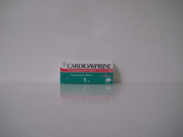 CARDIO ASPIRINE 100 MG (84TABL)