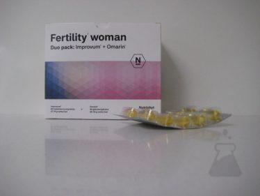 FERTILITY WOMAN NUTRIPHYT DUO (2X60CAPS)