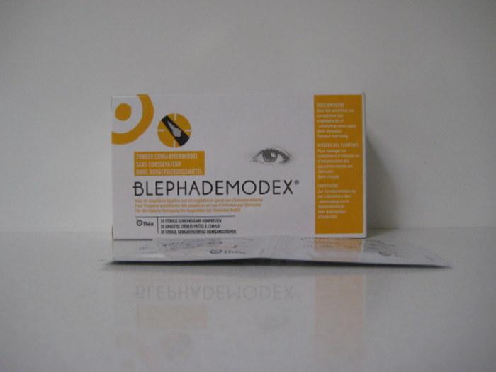 BLEPHADEMODEX KOMPRES ST REINIG (30STUK)