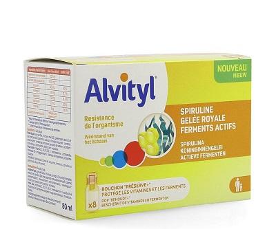 ALVITYL  RESIST (8X10ML)
